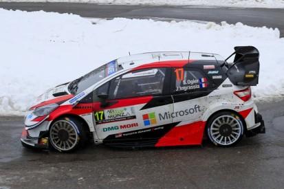 WRC-Champion Sebastien Ogier übersteht schweren Testunfall unverletzt