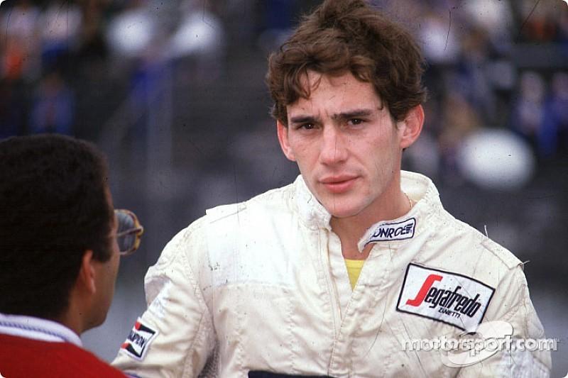 Berger / Senna - Le sourire d'un ami