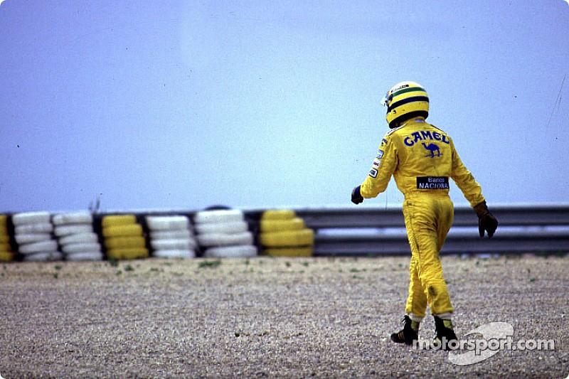 """Preneur de risques, Senna """"ne faisait pas n'importe quoi"""""""