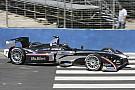 Formule E - D'Ambrosio -