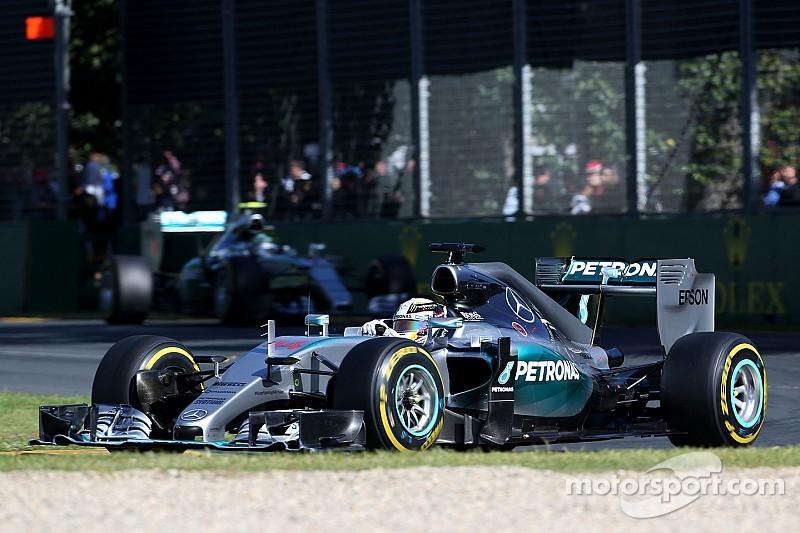 Pirelli se félicite de voir les chronos 2015 tomber