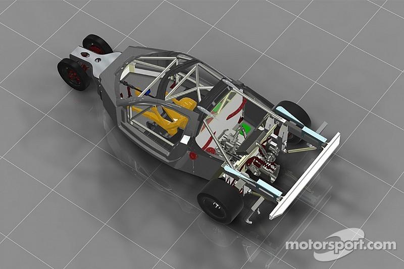 DeltaWing desarrolla un nuevo prototipo, la versión GT