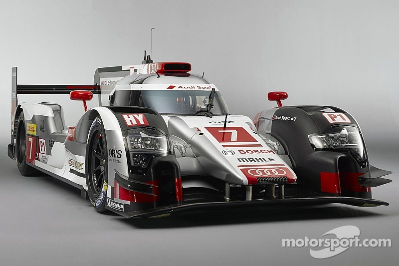 Audi confirms step up in WEC hybrid energy class