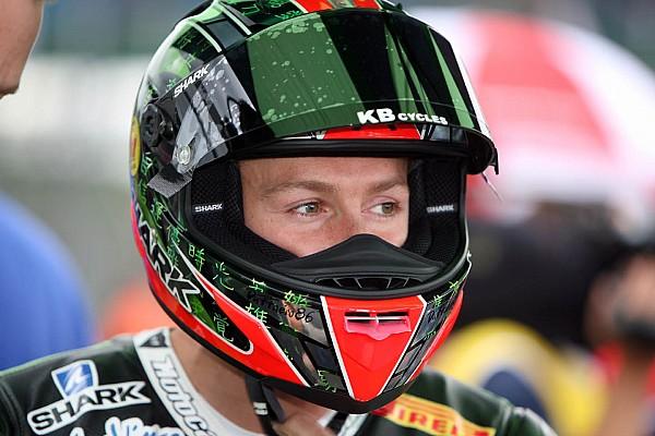 Maigre récompense pour Tom Sykes : son 1er podium de la saison