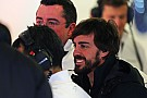 Alonso feeling
