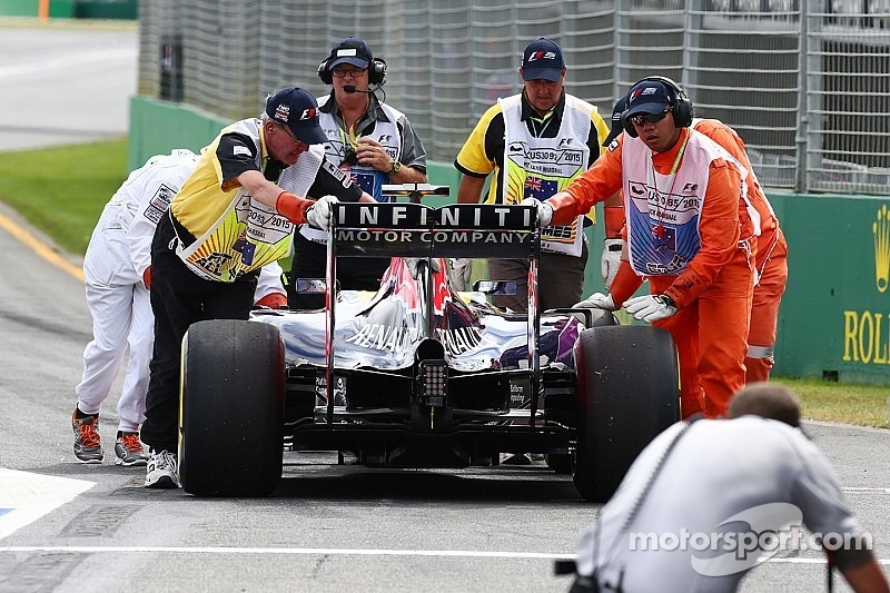 ¿Red Bull y Renault, al borde de una guerra civil?