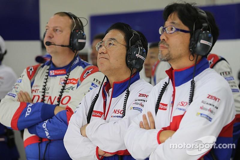 Президент Toyota Motorsport покидает свой пост