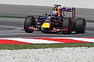 Red Bull drivers hail engine improvements