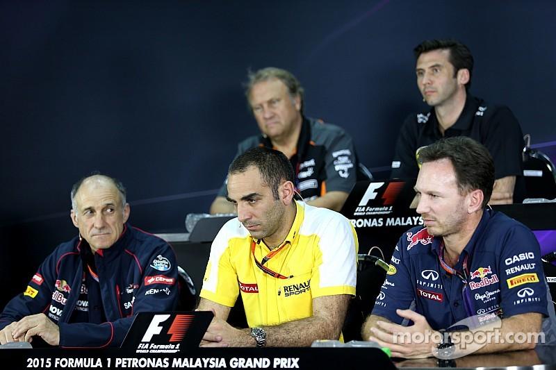 Malaysian GP: Friday press conference