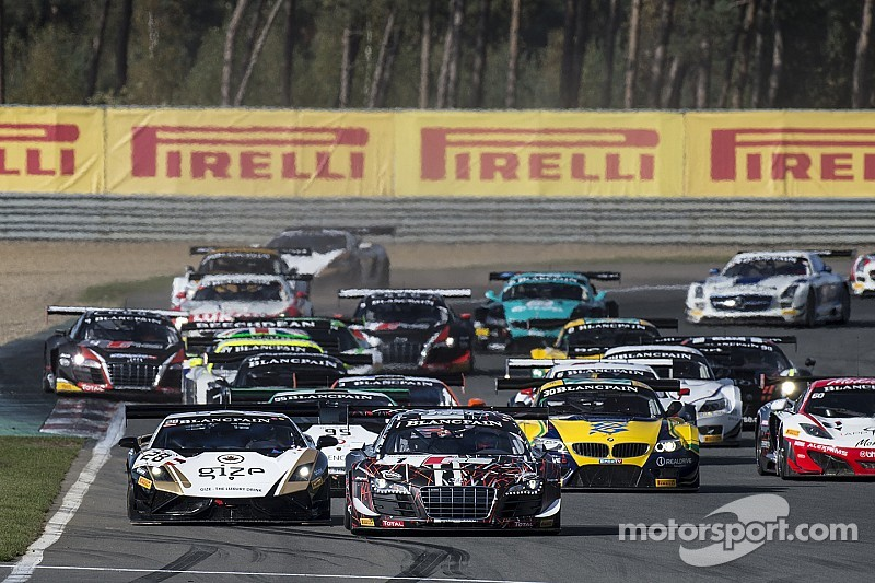Blancpain GT Series coming to the U.S. in 2016