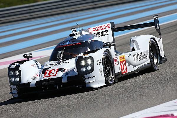 Porsche domine la première journée du Prologue