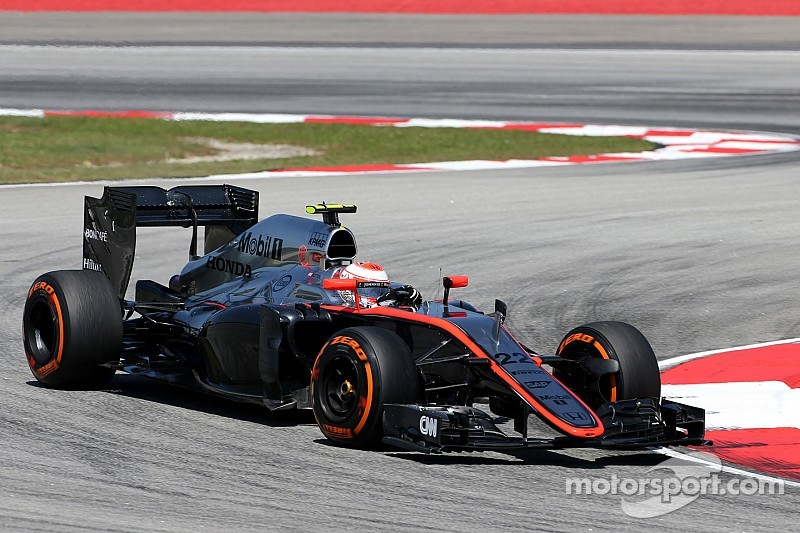 Button hails McLaren's progress