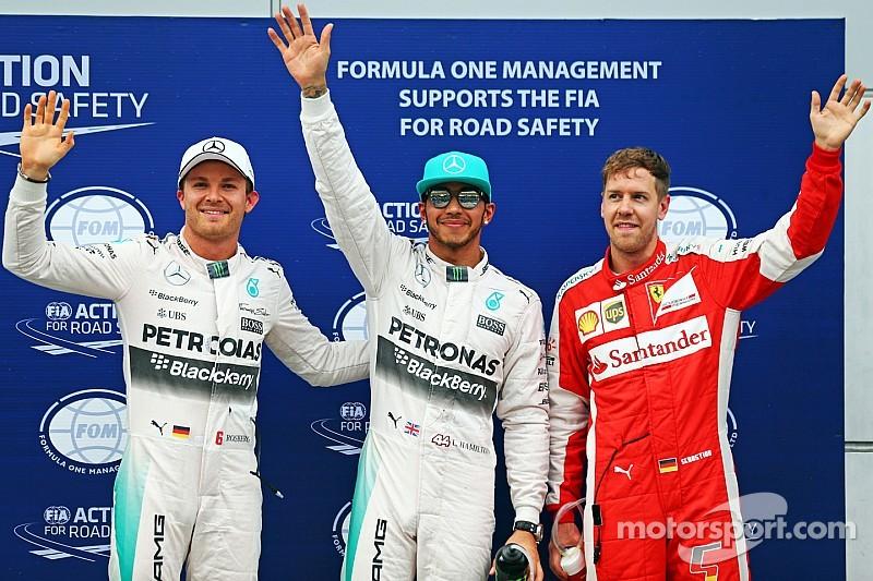 Segunda pole position para Hamilton