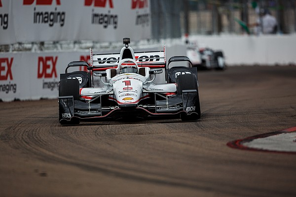 Will Power obtiene la primera pole del año