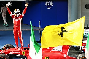 Formula 1 Race report Ferrari reborn as strong championship contender winning the Malaysian GP
