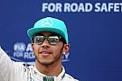 Hamilton dice que su nuevo contrato es inminente