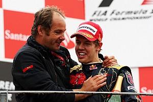 Formule 1 Actualités Berger -