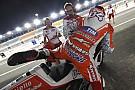 Moins de carburant pour Ducati suite au podium de Losail