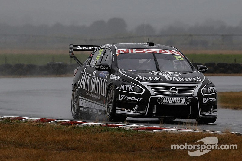 Nissan close to breaking Symmons bogey