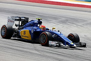 Formula 1 Preview Sauber F1 Team awaits the Chinese GP with optimism