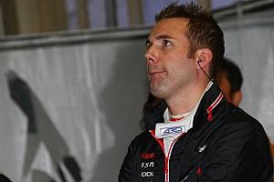European Le Mans Interview Bjorn Again: Wirdheim plotting full-time sportscar move