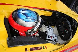 Bertrand Baguette sur deux fronts au Japon