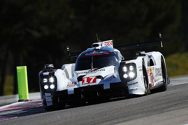 Hybrid power leap key to Porsche's Le Mans hopes