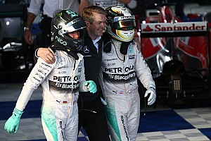 Formula 1 Breaking news Hamilton and Rosberg work together to keep ahead of Ferrari