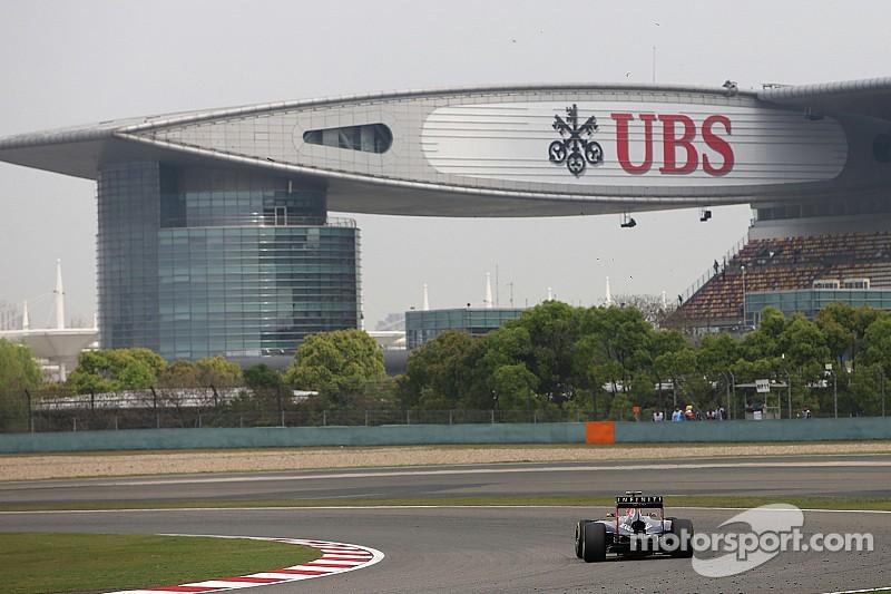 GP de Chine : Le programme TV du week-end