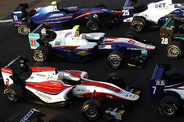 GP3 se alista para su segundo test