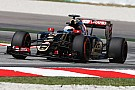 Grosjean: Perez apologised for Sepang crash