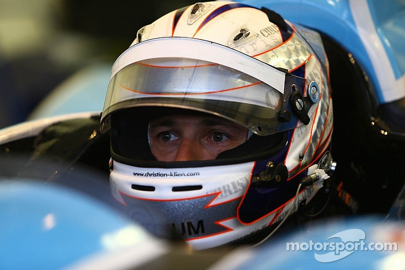 Klien drafted into ByKolles for Silverstone