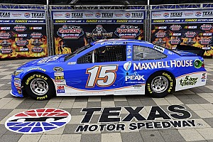 NASCAR Cup Press conference Maxwell House signs with Michael Waltrip Racing