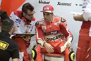 MotoGP Résumé d'essais libres La satisfaction est présente chez Ducati après les deux premières séances libres