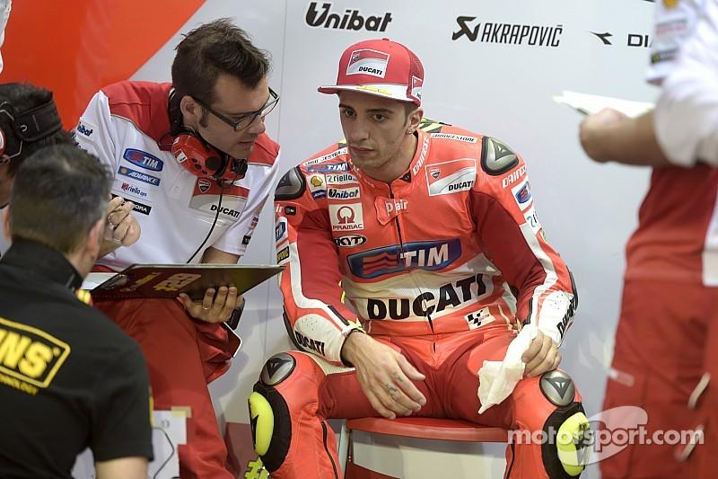 La satisfaction est présente chez Ducati après les deux premières séances libres