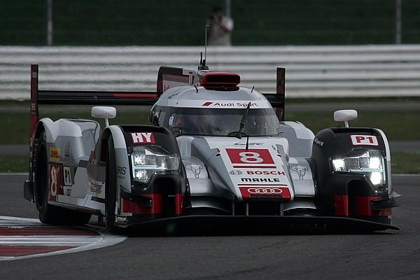 EL3 - Sous la pluie, Audi commande aussi