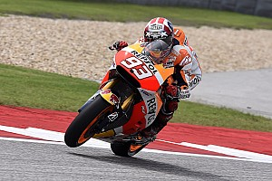 MotoGP Practice report Marquez maintains practice advantage over rivals at Austin