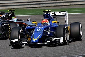 Formula 1 Race report Strong result for Sauber in the Chinese GP