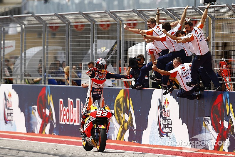 Conseguimos una victoria importante: Marc Márquez