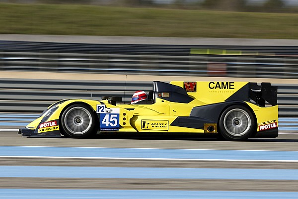Promising sixth place for the Oreca branded Wolf in Silverstone's debut of ELMS