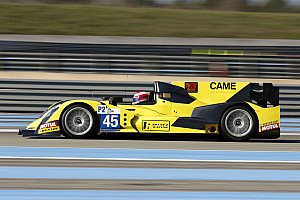 European Le Mans Race report Promising sixth place for the Oreca branded Wolf in Silverstone's debut of ELMS