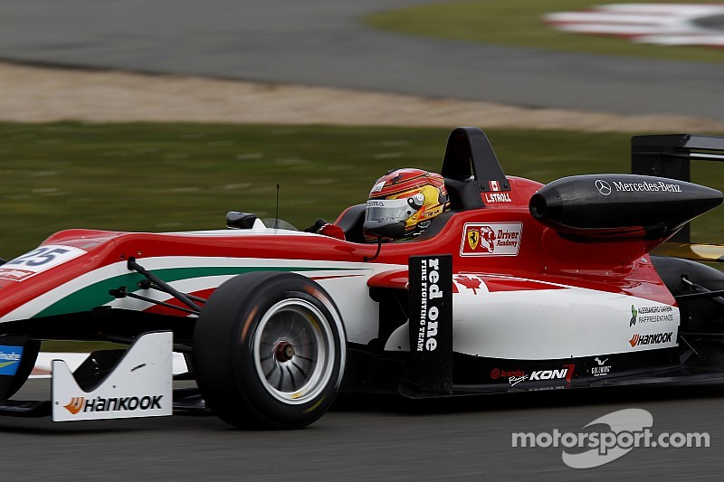Jeune pilote Ferrari, Lance Stroll ne ressent pas la pression