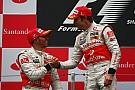 Button prévient Rosberg - Parler est inutile pour battre Hamilton