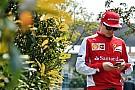 Kimi y Ferrari seguirían juntos hasta 2016