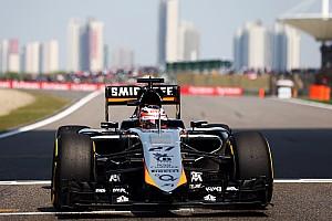 Формула 1 Пресс-релиз Перес: Феттель сказал, что у машины отказали тормоза