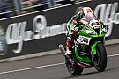 Рей выиграл захватывающую первую гонку в Ассене