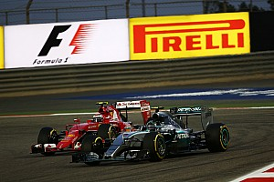 Formula 1 Race report Pirelli on Bahrain GP: Mixed tactics ensure close battles from start to finish