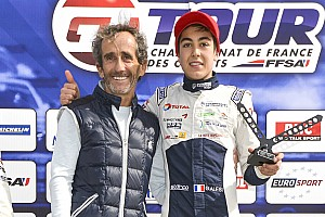 Other open wheel Special feature Giuliano Alesi: next generation makes winning start