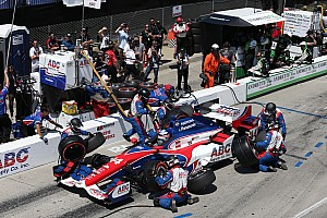 IndyCar Breaking news Three IndyCar teams fined after Long Beach