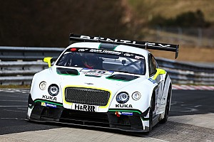 Double duty for Bentley Team HTP at Oschersleben and Nürburgring